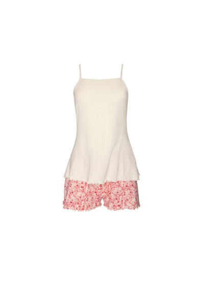 Pyjama Top mit Shorts »Limitless«