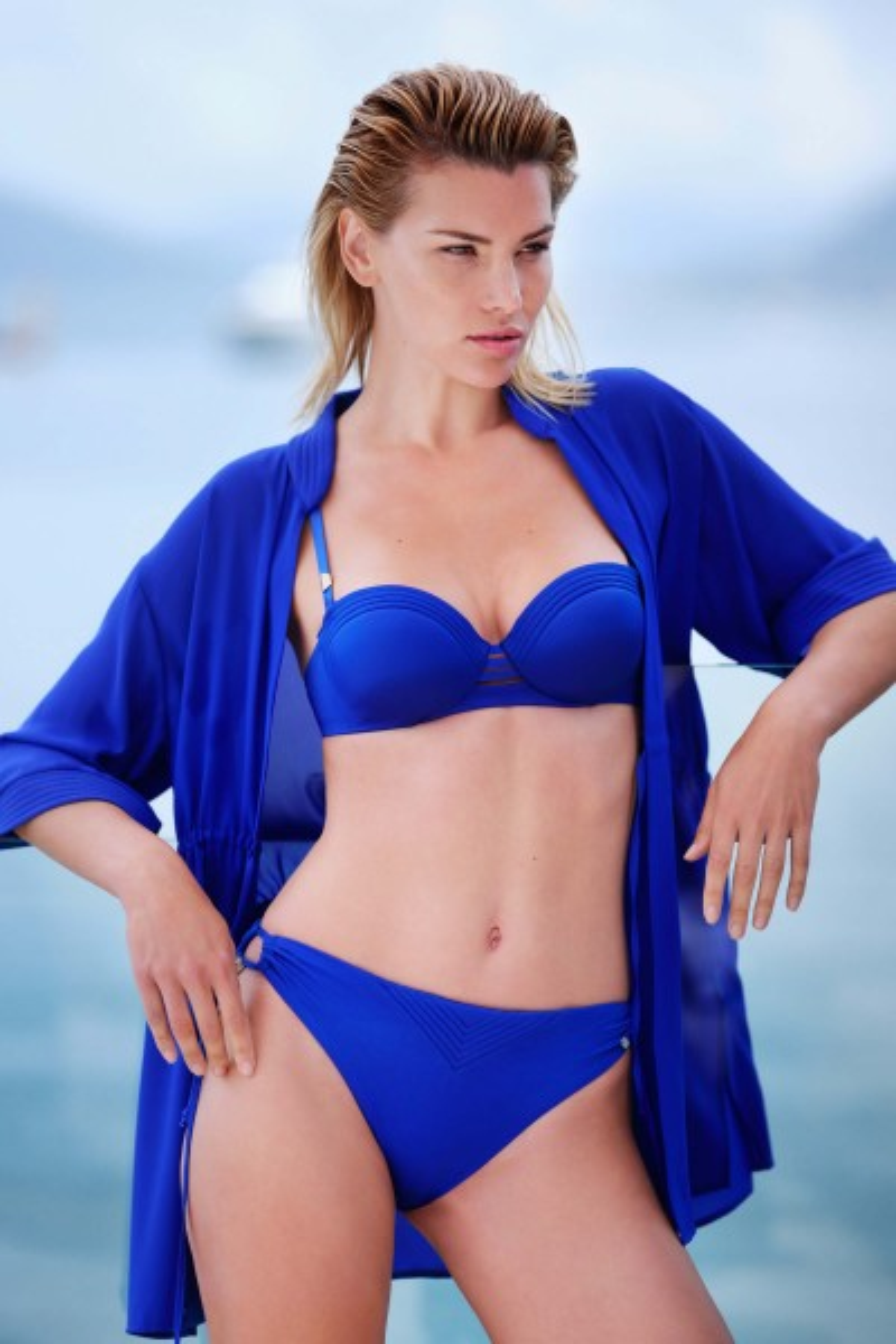 "Balconette Bikinioberteil ""Navarre Beach"""
