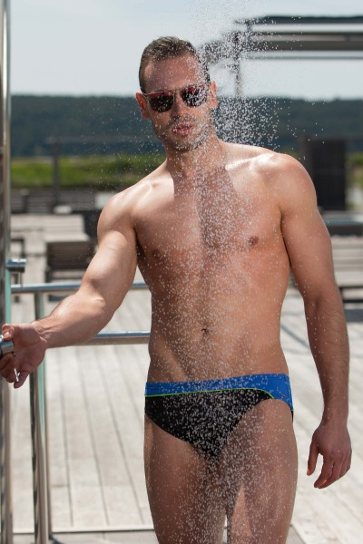 """Dex"" beach slip for menBadehose ""Dex"""