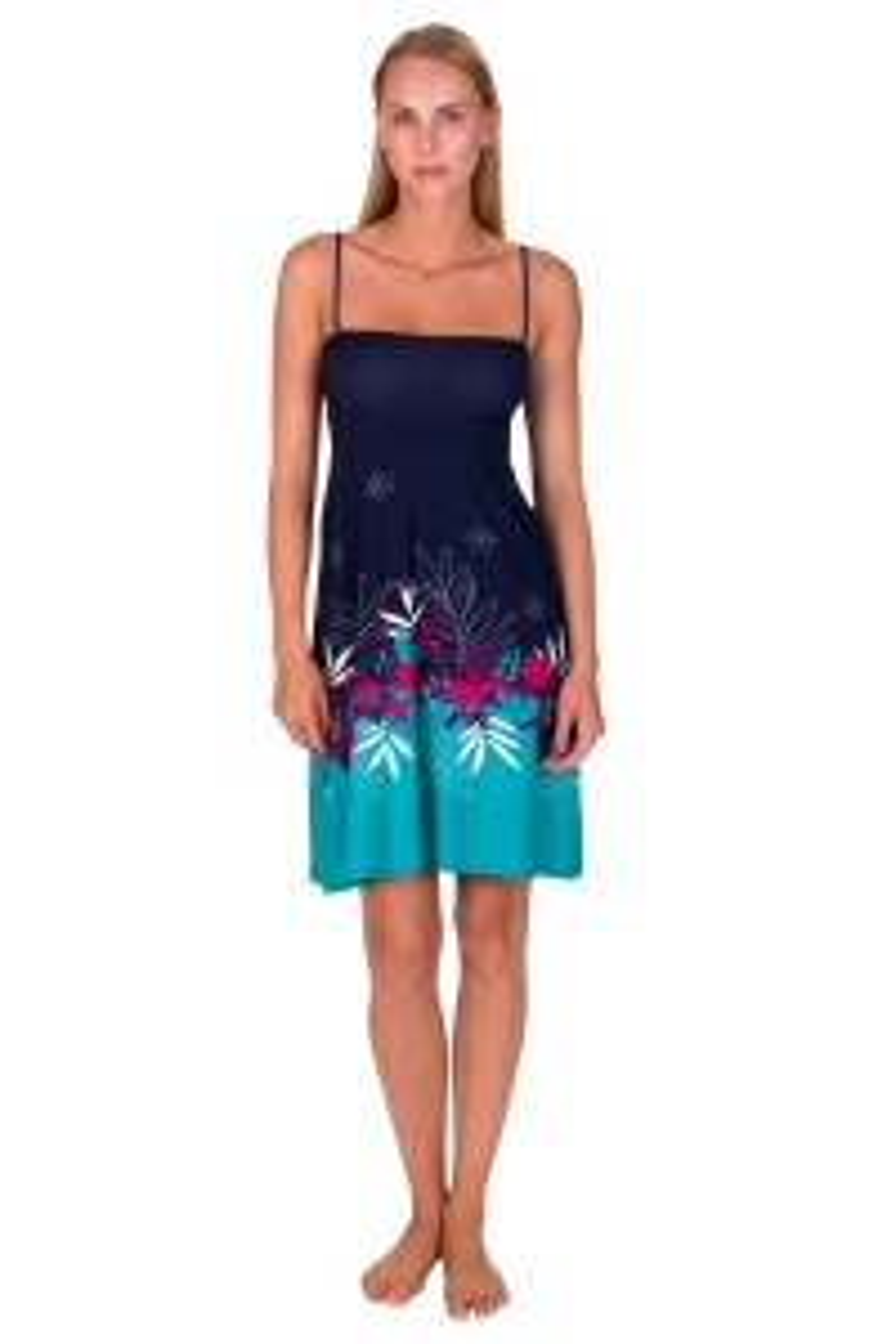 Schulterfreies Strandkleid »Eldorado«