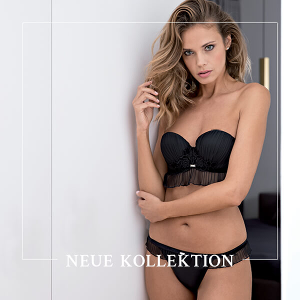 NEUE DESSOUS KOLLEKTION HERBST/WINTER 2018